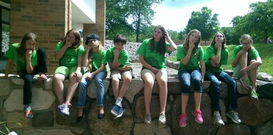 Camp WoW ME 2014 Group Photo