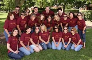 CRWP Summer Institute Participants 2010