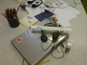 """Blended Learning"" by Flickr user Tom Barrett (https://www.flickr.com/photos/kardon/)"