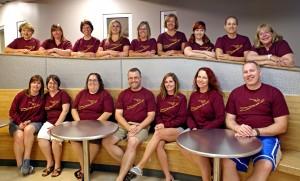 The CRWP Summer Institute 2015 Crew
