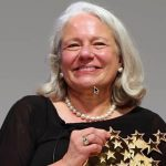 Nancie Atwell, recipient of the Global Teacher Prize, 2015. Image from http://www.globalteacherprize.org/10-incredible-facts-prize-winner-nancie-atwell.