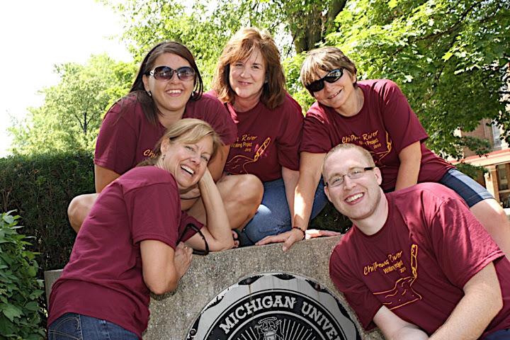 CRWP Summer Small Group Photo
