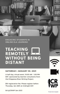 Teaching Remotely without Being Distant Flyer